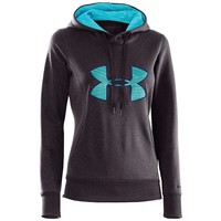 Under Armour Armour Fleece Storm Big Logo Hoody - Women's