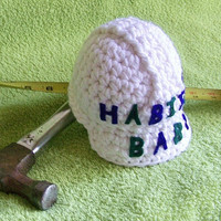 Hard Hat Helmet You Pick The Colors And Size by conniemariepfost