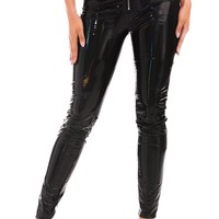 Pop Star Pant - Black