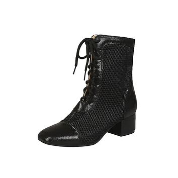 Women's Hollow Out Cool Boots