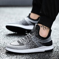 Tenis Masculino 2017 Winter Sneakers Men Gym Sport Shoes Ultra Fitness Stability Athletic Trainers Men Tennis Shoes Shiny Gold