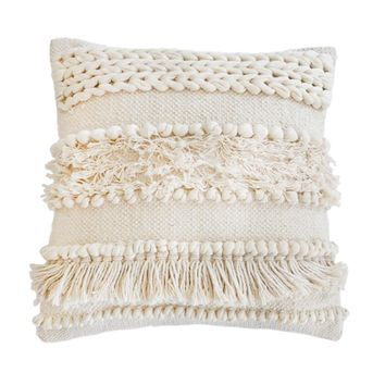Iman Decorative Throw Pillow by Pom Pom at Home