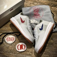 CLOT X Nike Air Force 1 Low Fuse Sport Fashion Shoes - Best Online Sale