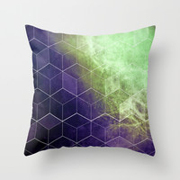 Transition: Hulk Throw Pillow by Acefecoo