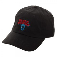 Black Panther Dad Hat