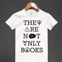 THEY ARE NOT ONLY BOOKS (Harry Potter, The Fault In Our Stars, Divergent, Mortal Instruments, Percy Jackson)
