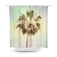 Palm Trees 3 Shower Curtain