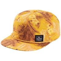 DAKINE T.C. Snapback Hat Yellow Floral, One