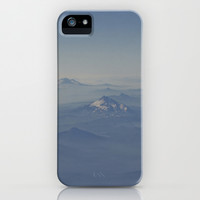 Top of the World Three iPhone & iPod Case by Melissa Lund