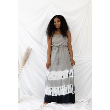 Give Your Attention Maxi Dress