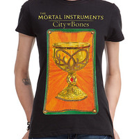 The Mortal Instruments: City Of Bones Cup Tarot Girls T-Shirt
