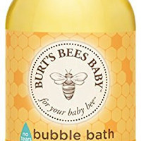 Burts Bees Baby Bubble Bath, 12 Ounces (Pack of 3), Packaging May Vary