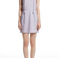 Galia Linen Bauble Trim Dress | Calypso St. Barth