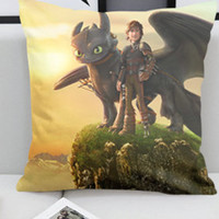 "How To Train Your Dragon 2-Pillow Case, Rectangle 20"" x 30"", Rectangle 16"" x 24"" , Square 18"" x 18"" Pillow Cases"