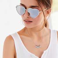 UO Heartbreaker Sunglasses | Urban Outfitters