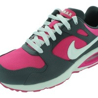 Nike Women's Air Max Coliseum Racer Sneaker Shoes-Pink Force/Sail/Anthracite-9