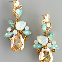 Aurai Statement Earrings