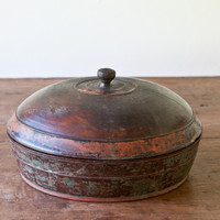 Wood Container from Indonesia