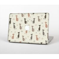 "The Vintage Solid Cat Shadows Skin Set for the Apple MacBook Pro 13""   (A1278)"