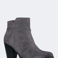 HEATHER-34W BOOTIE