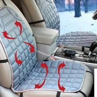 2 x 12V Car Seat Cover Cushion Hot Heat Warmer Pad Winter w/ Remote Control
