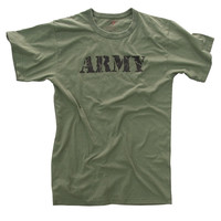 Vintage 'Army' T-shirt