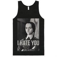 I Hate You (Wednesday Addams)