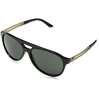 Versace Men's VE4312 Sunglasses