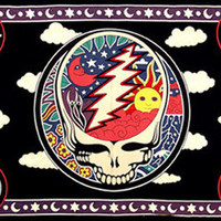 Grateful Dead Space Your Face Tapestry