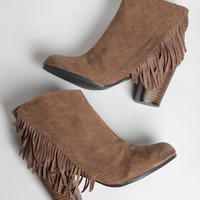 Country Road Ankle Boots