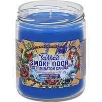 Smoke Odor Exterminator Candle Tatted
