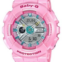 G-Shock x Baby-G, BA-110CA-4A Baby G Neo Pastel Series Watch - Pink - Women's Accessories - MOOSE Limited