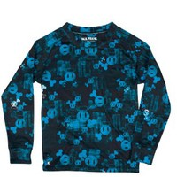 Paul Frank Boys' Fade Base Layer Top