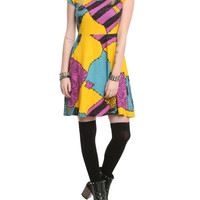 The Nightmare Before Christmas Sally Dress   Hot Topic