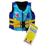 Disney Finding Dory Personal Floatation Device Life Jacket - Child