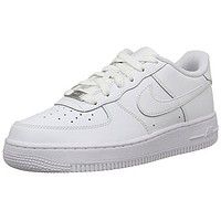 Nike Unisex-Adult Air Force 1 Gs Leather Fashion-Sneakers