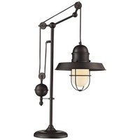 Dimond Farmhouse Oiled Bronze Table Lamp - #2P467 | LampsPlus.com