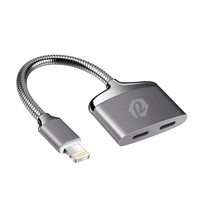 iPhone Splitter Charger And Audio adapter