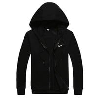 NIKE Women Men Unisex Cardigan Jacket Coat