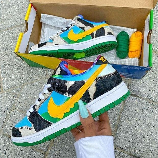 Image of Nike SB Dunk Low Chunky Dunky Men's and Women's Skateboard Shoes