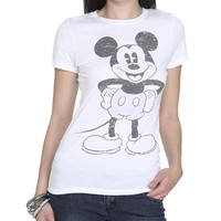 Mickey Graphic Tee | Shop Tops at Wet Seal