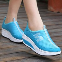 Women's Breathable Running / Walking Shoes