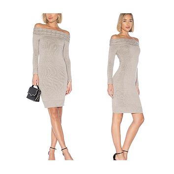 Perle Sweater Dress