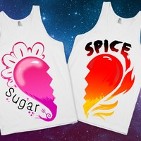 Sugar and Spice - Skreened T-shirts, Organic Shirts, Hoodies, Kids Tees, Baby One-Pieces and Tote Bags Custom T-Shirts, Organic Shirts, Hoodies, Novelty Gifts, Kids Apparel, Baby One-Pieces | Skreened - Ethical Custom Apparel