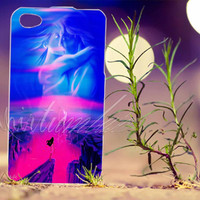 pocahontas colors of the wind - Photo Print for iPhone 4/4s, iPhone 5/5s/5C, Samsung S3 i9300, Samsung S4 i9500 Hard Case