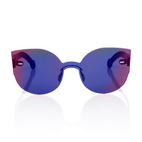 Tuttolente Lucia Infrared Cat-Eye Sunglasses | Moda Operandi