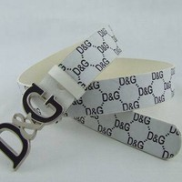 Cheap D&G Dolce & Gabbana Genuine Leather belts woman's and men's Business Waistband Belt Luxury Casual fashion Belt sale-843368361