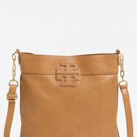 Tory Burch 'Stacked T' Leather Book Bag | Nordstrom