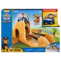 Genuine Nickelodeon Paw Patrol Roll Patrol - Chase's Off-Road Rescue Playset original box New Arrival kids Christmas toy gift