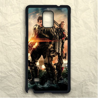 Edge Of Tomorrow Poster Samsung Galaxy Note 3 Case